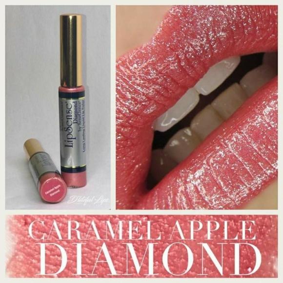 Lipsense Makeup Caramel Apple Diamond Poshmark